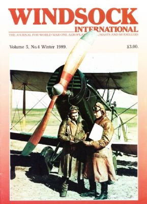 WINDSOCK International, Vol. 5, No.4, Winter 1989
